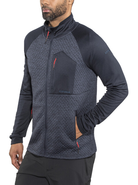 Icepeak Kong Midlayer Men blue